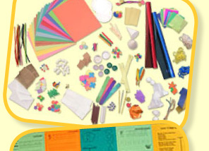 preschool craft artist tools drawing